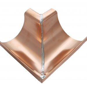 Copper miter / soldered square and round type