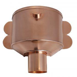 Copper conductor heads